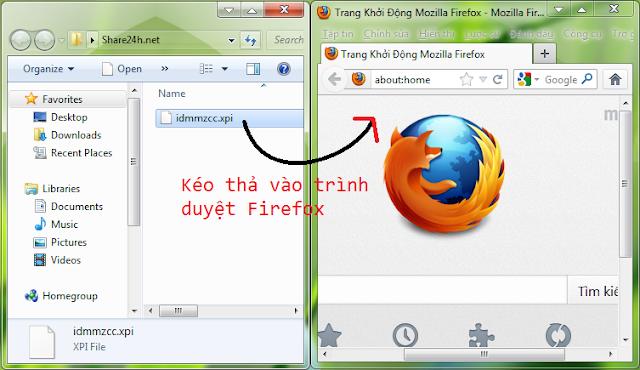 IDM CC 7.3.20 Mới nhất || Khắc phục IDM không bắt link trong Firefox 13