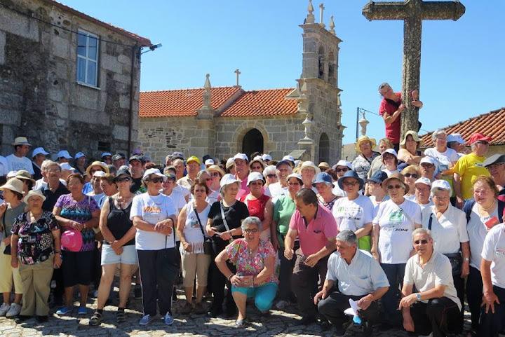 """Mais de 300 lamecenses """"encerraram"""" as atividades do projeto Convida a Caminhar"""