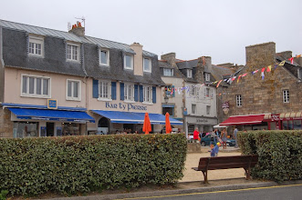 Photo: BRETANYA 2013. ROSCOFF