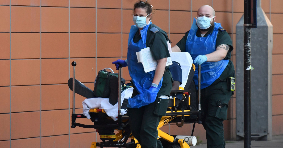 Coronavirus Outbreak: UK Death toll increases by 828 to 17337 in hospitals