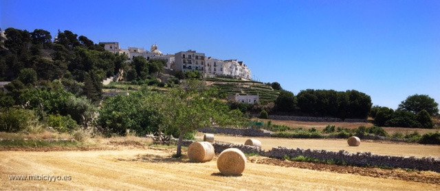 Locorotondo en Brompton, Apulia