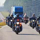 Wreaths Across America Brooksville Motorcycle Escort