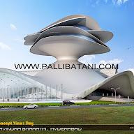 Ravindra Bharathi New Building Design
