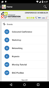 Design Automation Conference- screenshot thumbnail