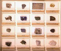 Ores and Alloys