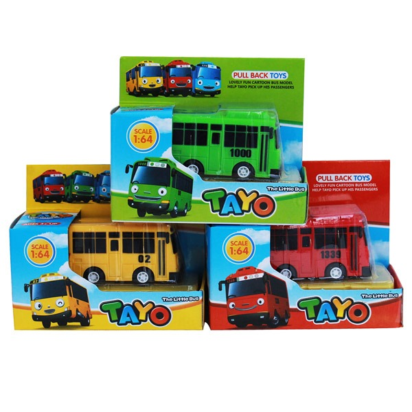 TAYO THE LITTLE BUS 333-004 2