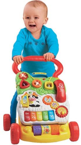 Xe tập đi Vtech First Steps Baby Walker cho trẻ từ 6-30 tháng tuổi