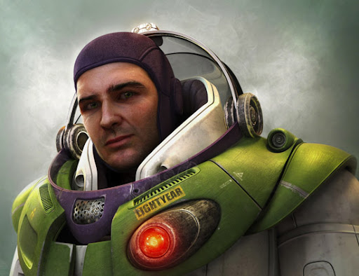 Buzz Lightyear Untooned
