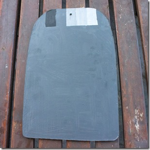 Gray Side of new Drwaing Board
