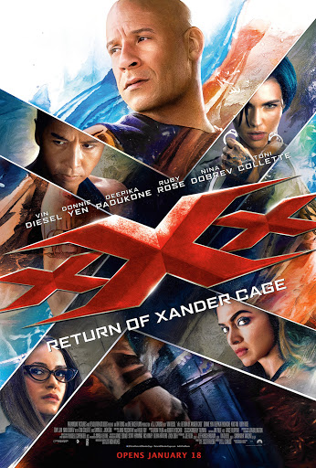 xXx- Return of Xander Cage - Phản Đòn