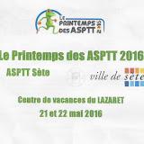 Printemps des ASPTT Sete mai 2016