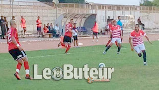 Club  Africain  0 – USMA 1 : Les Rouge et Noir  assurent et rassurent