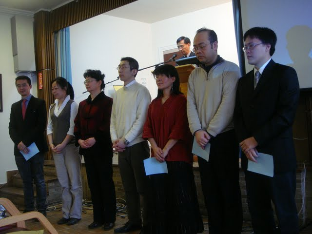 2011年执事就职典礼