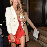 OIC - ENTSIMAGES.COM - Vogue Williams at the James Ingham's Jog-On to Cancer in London 7th April  2016 Photo Mobis Photos/OIC 0203 174 1069