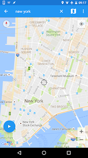 Fake GPS Location Spoofer Free Screenshot
