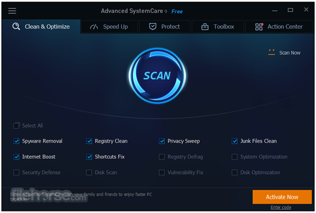 Advanced SystemCare 9.4 PRO Serial KEYS 2016 2017
