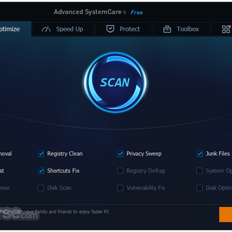 Iobit Advanced SystemCare 9.4 PRO Serial KEYS 2016/2017