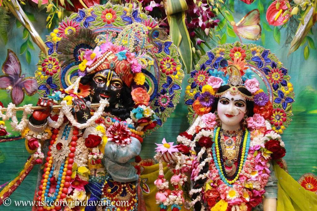 ISKCON Vrindavan Sringar Deity Darshan 26 Feb 2016 (15)