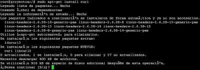 Instalar curl en Linux