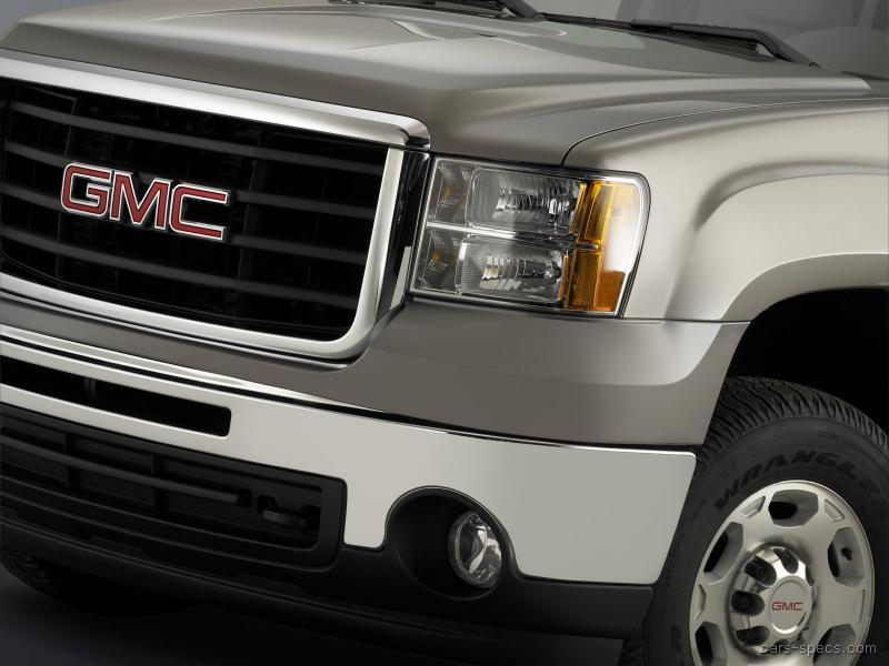 2010 Gmc Sierra 2500hd Extended Cab Specifications Pictures Prices
