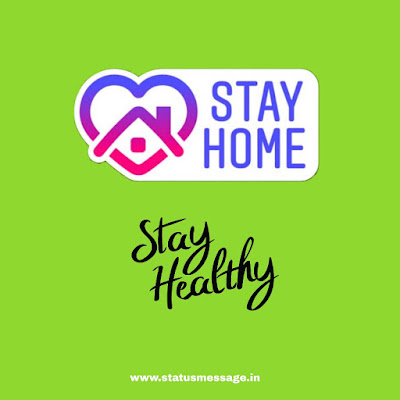 stay home save lives DP pic 2021, stay home stay safe dp download, corona slogan, Quarantine