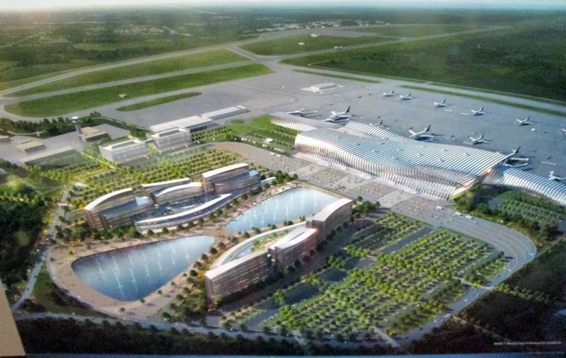 В Симферополе будут строить новый аэропорт. КрымФАН.