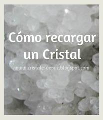 como recargar un cristal
