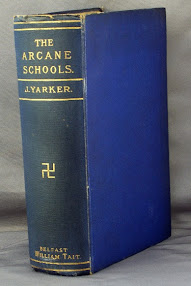 Cover of John Yarker's Book Arcane Schools