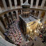Tuần Thánh tại Jerusalem