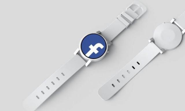 ساعة ذكية من شركة فيس بوك! هل تدخل الشركة سوق الاجهزة؟