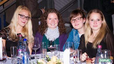 Photo: DGPuK 2014 Gala-Abend in der Innsteg-Aula   Foto: Janertainment Janine Amberger