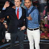 OIC - ENTSIMAGES.COM - Nick Henaerson  and Cristian MJC at the  Big Brother live final at Elstree Studios UK 16th July 2015 Photo Mobis Photos/OIC 0203 174 1069