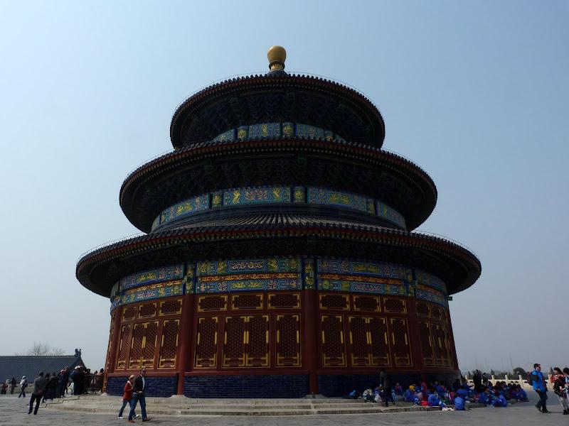 PEKIN Temple Tian tan et une soirée dans les Hutongs - P1260835.JPG