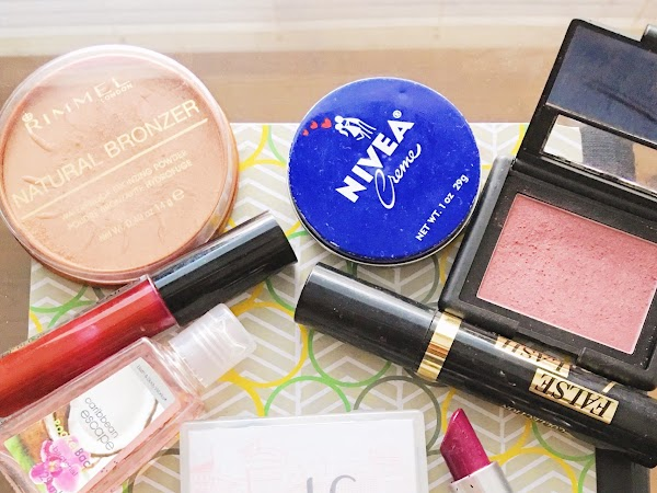 What's in my makeup bag this Autumn