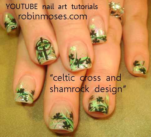 44 best images about St. Patrick's Day on Pinterest | Nail art ...