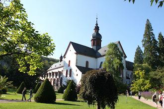 Photo: Kloster Eberbach - Klosteret var ejet af staten og fungerede kun som museum