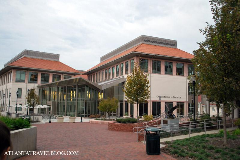 Кампус Университета Эмори