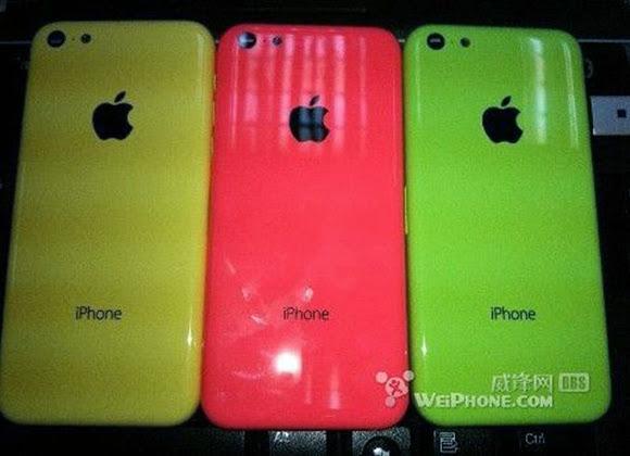 Foxconn làm rò rỉ bộ vỏ nhựa của iPhone giá rẻ 3