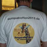 Europatreffen Hamburg Mai 2013