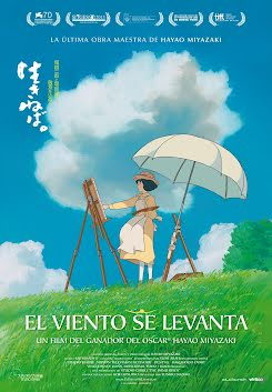 El viento se levanta - Kaze tachinu - The Wind Rises (2013)