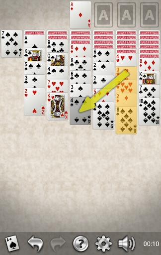 Yukon Gold Solitaire screenshot