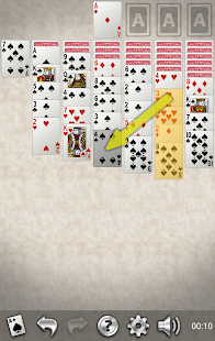 Yukon Gold Solitaire- screenshot thumbnail