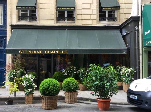 paris breakfasts fleuriste paris may map. Black Bedroom Furniture Sets. Home Design Ideas