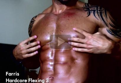 Top 10 Sexy Flexing Videos - October 2013