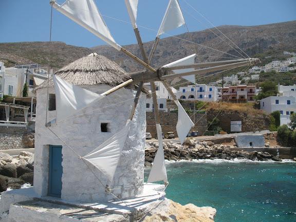 Aegilia en Amorgós