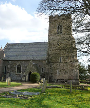 Stow Bardolph Parish Church