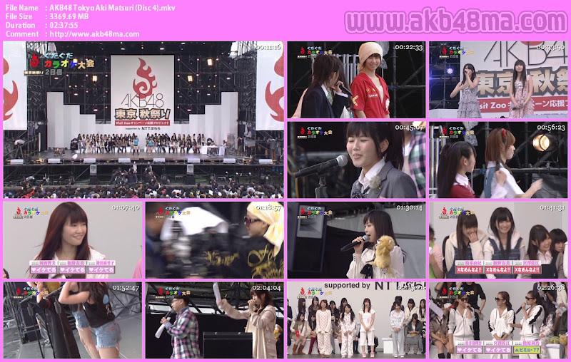 akb48 tokyo aki matsuri 2010