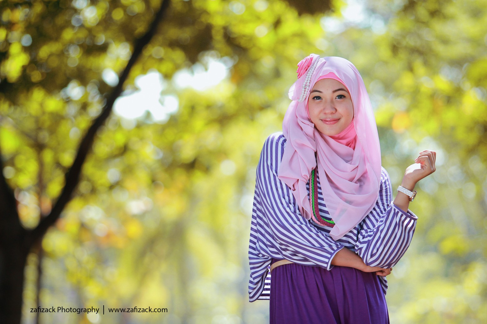 Rosita Permatasari Hijab Style Zafizack Photography