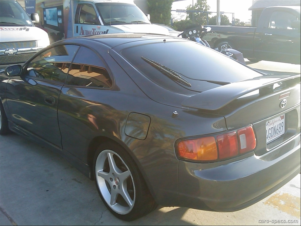 1998 toyota celica hatchback specifications pictures prices. Black Bedroom Furniture Sets. Home Design Ideas