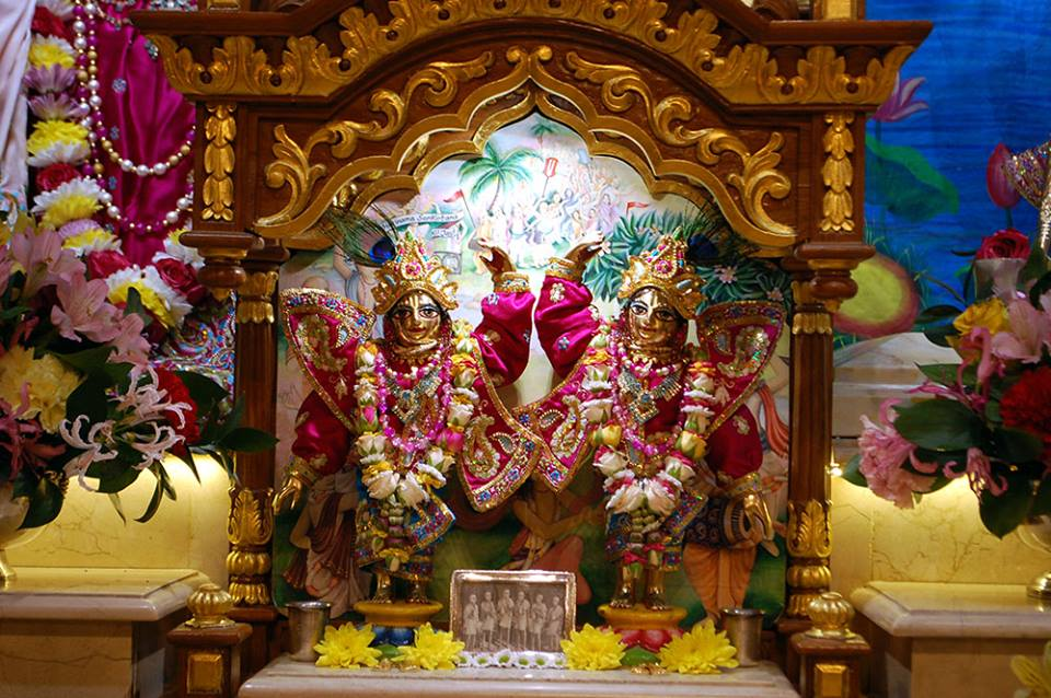 ISKCON London  Deity Darshan 21 Nov 2016 (4)
